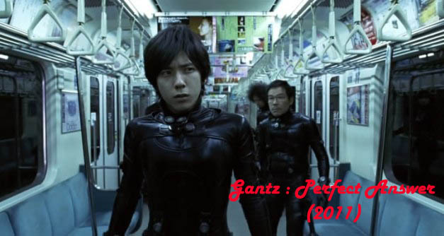 Gantz : Perfect Answer (2011) – review